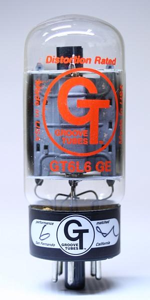 GT 6L6 GE Duet