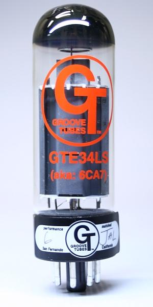 GT EL34LS Quartet