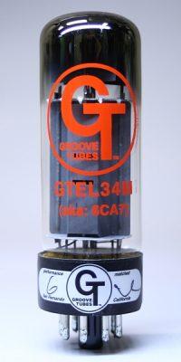 GT EL34M Duet