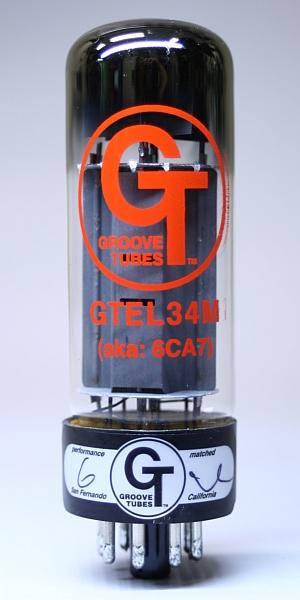 GT EL34M Quartet