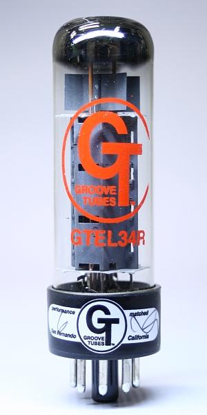 GT EL34R Quartet